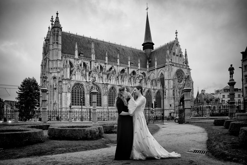 Brussels Lesbo Wedding 226 2