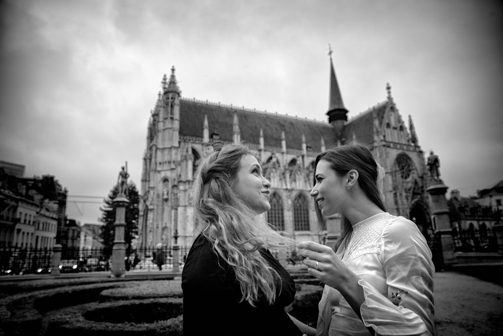 Brussels Lesbo Wedding 237 1
