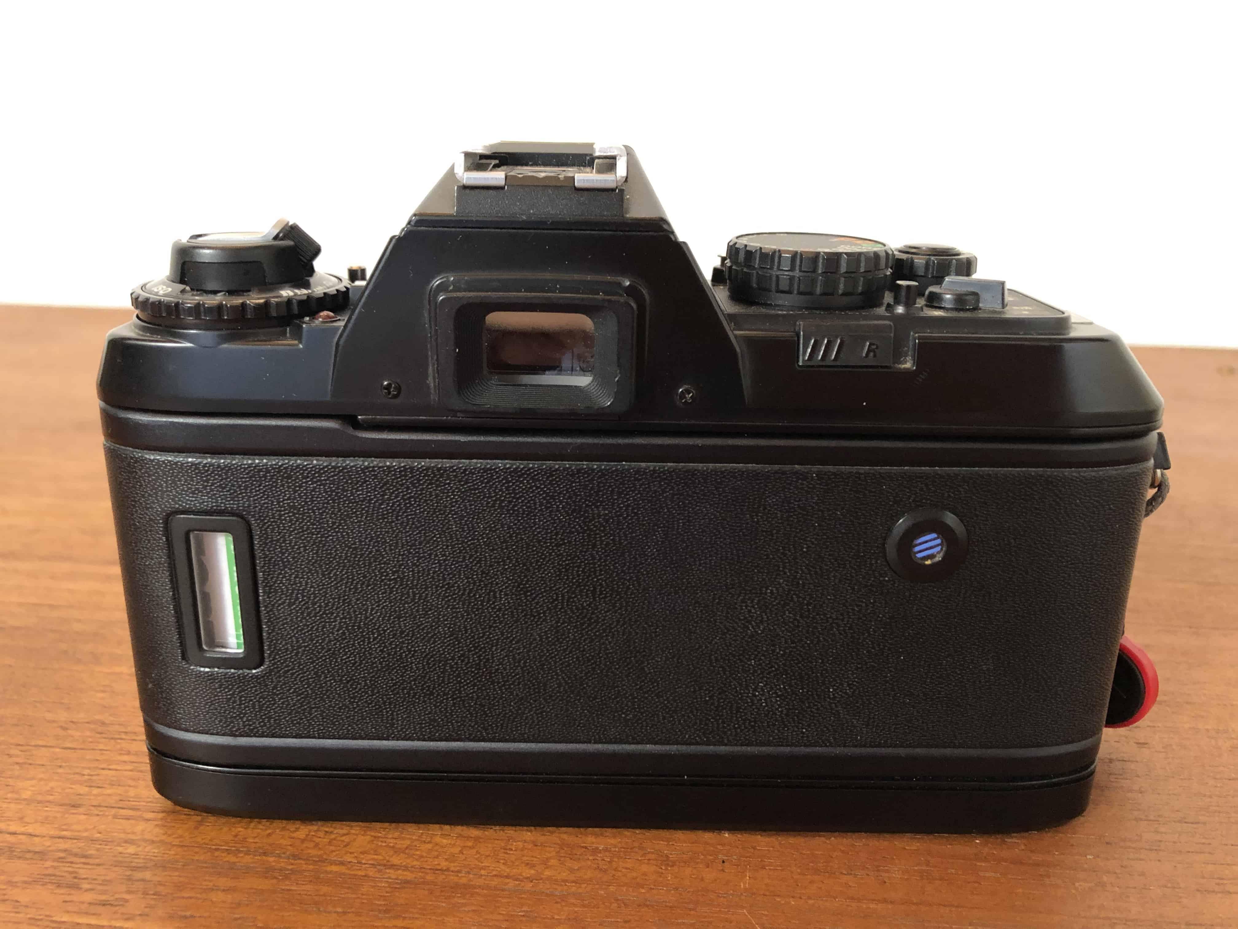 Nikon 301 Cristiano Cortonesi