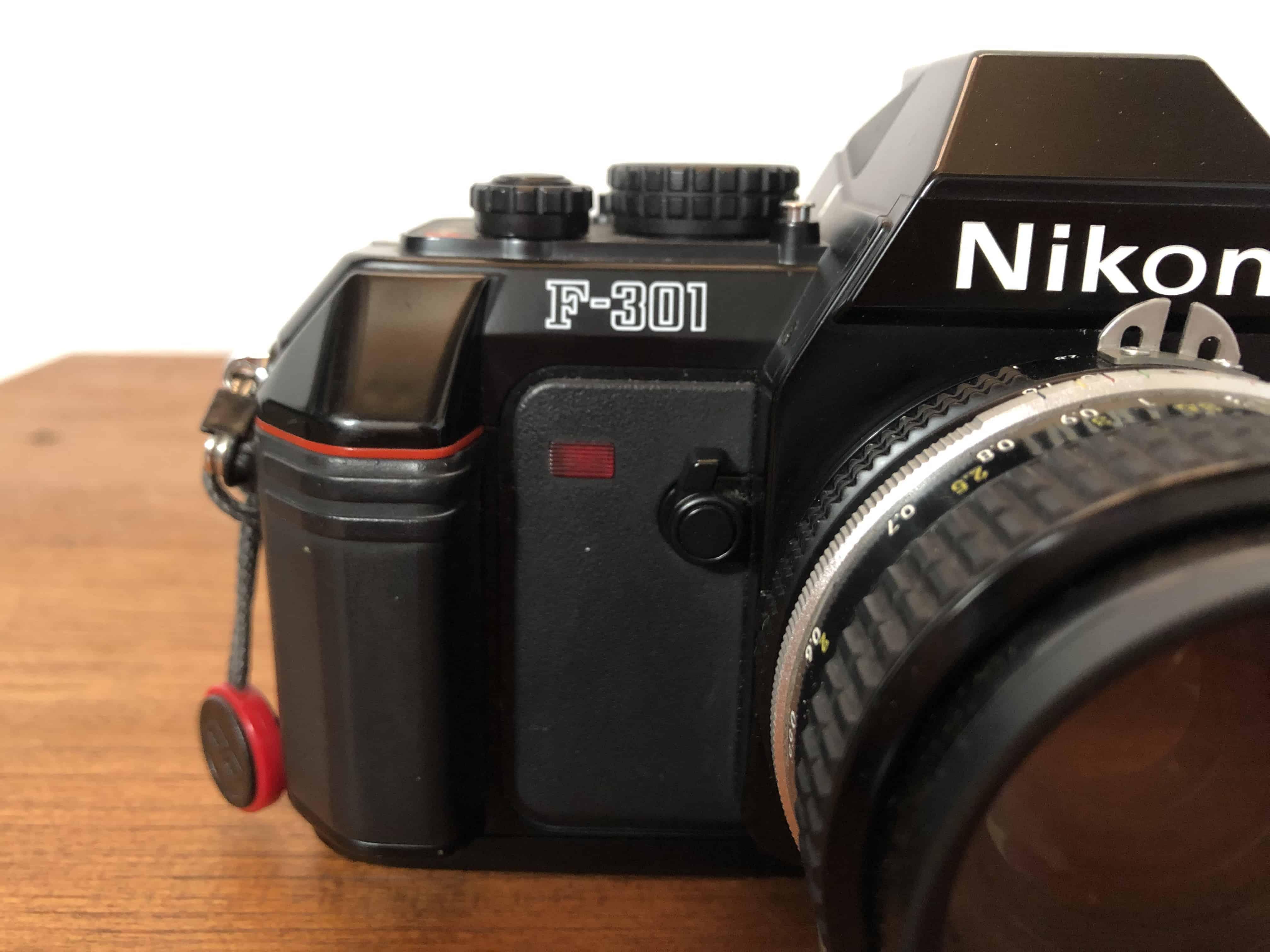 Nikon F301 Cristiano Cortonesi