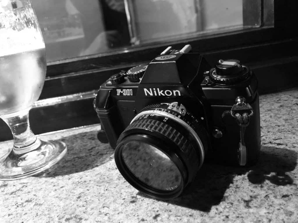 La mia esperienza con la Nikon F301