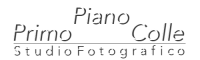 logo primo piano colle bianco&nero WordPress